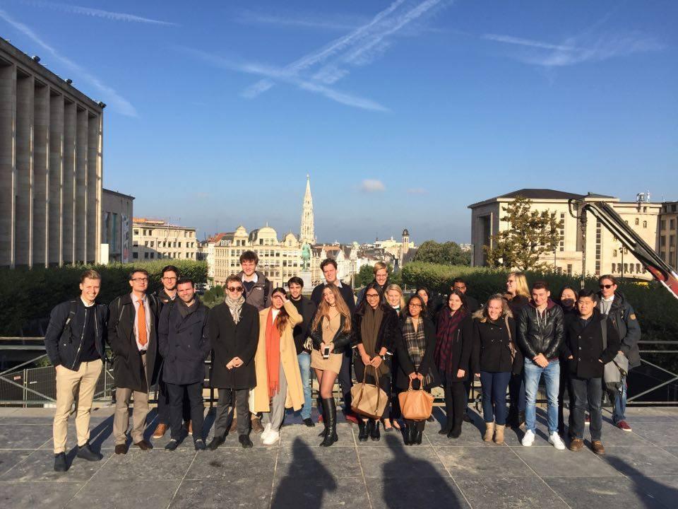 Brussels Trips