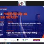 DIGOV Rotterdam Workshop March 29-30, 2021